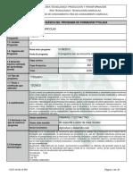 Infome Programa de Formación Titulada_cultivos Agricolas