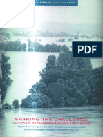 1994 Flood Study Blueprint for Change