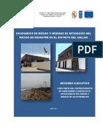 Escenario de Riesgo y medidas de mitigación del Riesgo de Desastre en el distrito del callao 2011.pdf