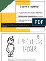Sequenciada Do Peter Pan