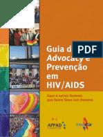 Guia de Advocacy e Prevenção Em Hiv/Aids