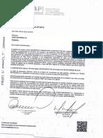 Carta Fianza Grupo 2