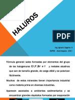HALUROS  vvv