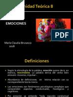 Sistema Limbico y Emociones - Fundamentos Neurobiológicos