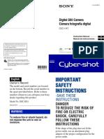 Cámara SONY - DSCHX1 (EN-ES).pdf