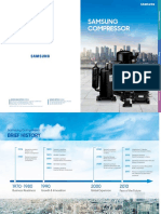 SAMSUNG Compressor Catalogue 2018