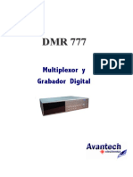 AVTech Manual Espanol DMR777