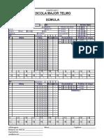 31772469 Sumula de Futsal