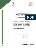 Analisis y Funcionamiento Mercado Tierra