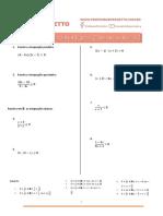 09 - Inequação do 1º grau - Produto, quociente e simultânea - Exercicios.pdf