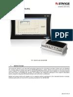 SE 610 Operating Manual E