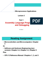 Basic Assembler
