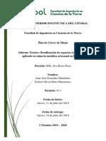 Tarea 6 - Reutilización de Espacios Rehabilitados - Juan José González Menéndez - Robert Brito (Falta Resumen)