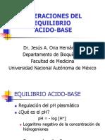 Alteraciones Acido Base