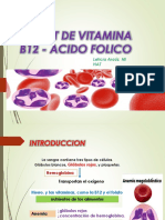 PPT DEFICIT DE VIT.B12 Y ACIDO FOLICO