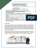 Guía 1. Cultura Emprendedora