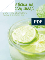 Suco de Limão - Saúde