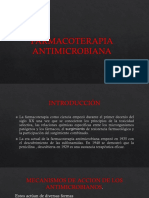 FARMACOTERAPIA ANTIMICROBIANA 111