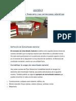 LECCION 5 Inmovlizado No Financiero y Sus Correcciones Valorativas