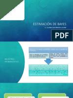 Estimación de Bayes