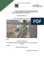 Informe Semanal Chilcal - 01