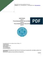 Regulamento Internacional de Provas de Utilidade Final 05set14