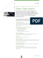 Sandvine Ds Policy Traffic Switch