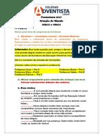 Formatura 2017 Programa GERAL