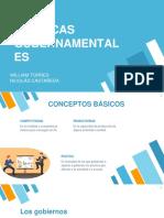 POLÍTICAS GUBERNAMENTALES.pptx