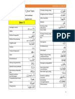 Mufradat Al Quran - Juz 1