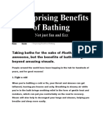 SpontaneousHappiness_BonusPDF.pdf | Cooking Oil | Diagnostic And ...