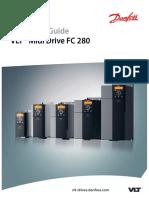 Guía programación drive FC280