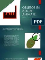 Objetos en Adobe Animate