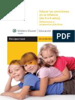 Educar las emociones en la infancia (de 0 a 6 años) Reflexiones y propuestas prácticas - Elia López Cassa.pdf