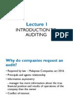Audit Fundamental C1
