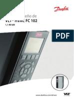 Danfoss Fc102 Guía Diseño