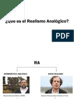 2-Qué Es Realismo Analogico