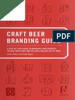 Craft Beer Branding Guide by CODO Design