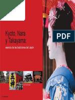 Kyoto, Nara y Takayama