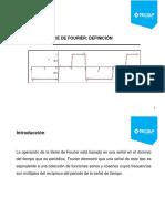 Clase 11-2019-1 Serie de Fourier