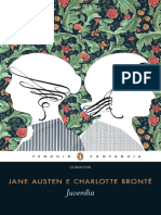 Juvenília  Jane Austen e Charllote Bronte