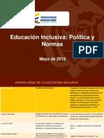 Politica y Normas (1)