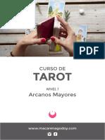 Curso de Tarot Arcanos Mayores.pdf