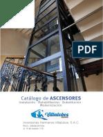 Catalogo Ascensores Villalobos