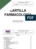 Cartilla Farmacologia