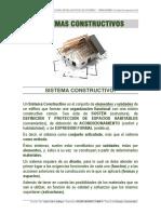 Diseño Arquitectonico Unamba Los Sistemas Constructivos