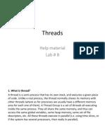 Help Lab Threads