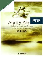 Osho - Aqui y ahora.pdf