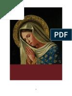 María en Las Escrituras y Apologetica