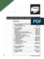 Hino H06 H06CT Workshop Manual
